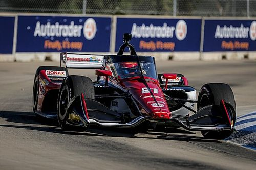 """VeeKay suffers injury after cycling accident, Road America entry """"pending"""""""