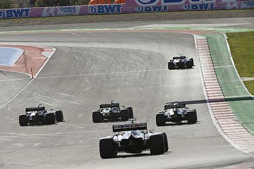 La jugada de Vettel para salir delante de Alonso en Austin