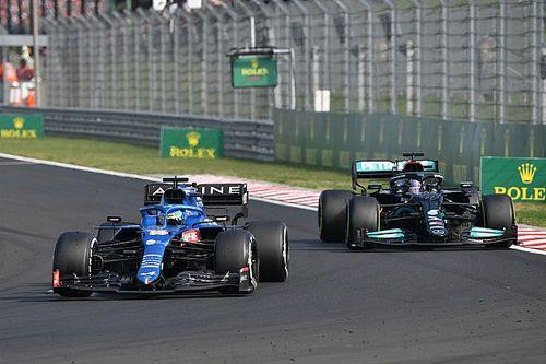 """Brawn defends Alonso's """"tough"""" defensive F1 moves on Hamilton"""