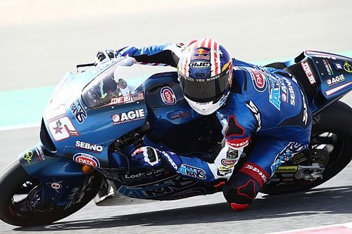 Moto2ポルトガル初日:ジョー・ロバーツが初日完全制覇。小椋藍は21番手タイム