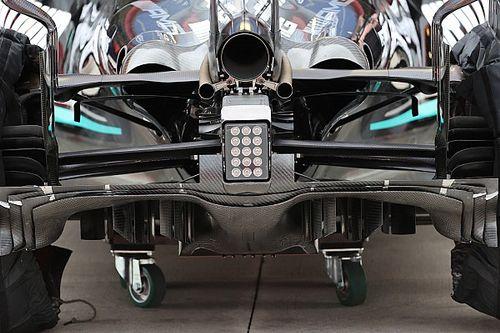 Как Mercedes добавила машине стабильности? Все дело в секретных углублениях