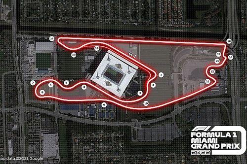 F1确认迈阿密将从2022年起加入赛历