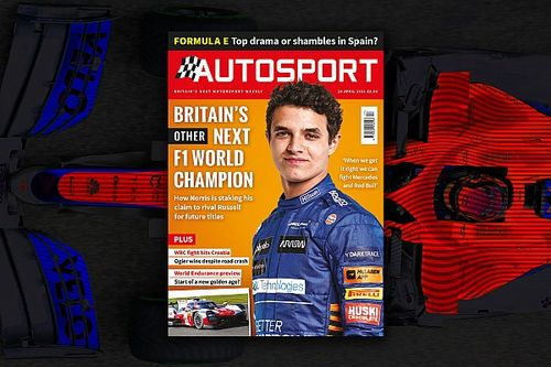 Magazine: Lando Norris' F1 form in 2021