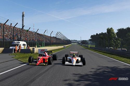 F1游戏发展简史