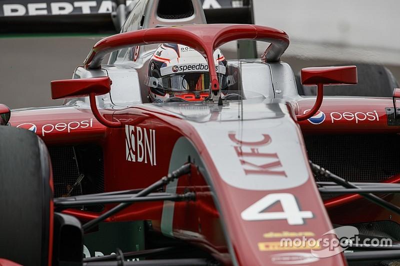 Nyck de Vries fulmine a Sochi, è sua la pole position per la Feature Race