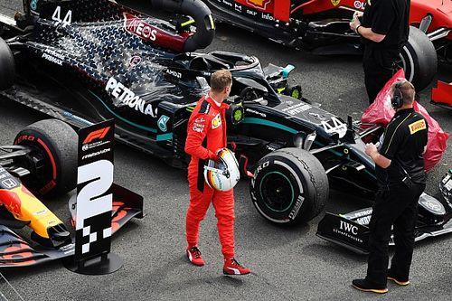 Maga a csapatfőnök szólt Vettelhez a rádión keresztül: sokat elmond... (videó)
