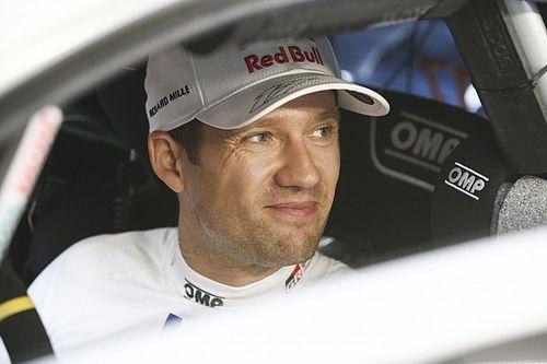 """Ogier """"pas plus attiré que ça"""" par le record de Loeb"""