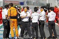 Videón a McLaren hatalmas öröme a garázsból, miközben Norris megcsinálja: hangerőt fel!
