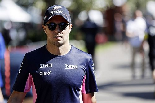 "Perez has ""no doubt"" Aston can challenge top F1 teams"