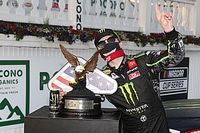 Ty Gibbs takes Pocono ARCA win in first superspeedway start