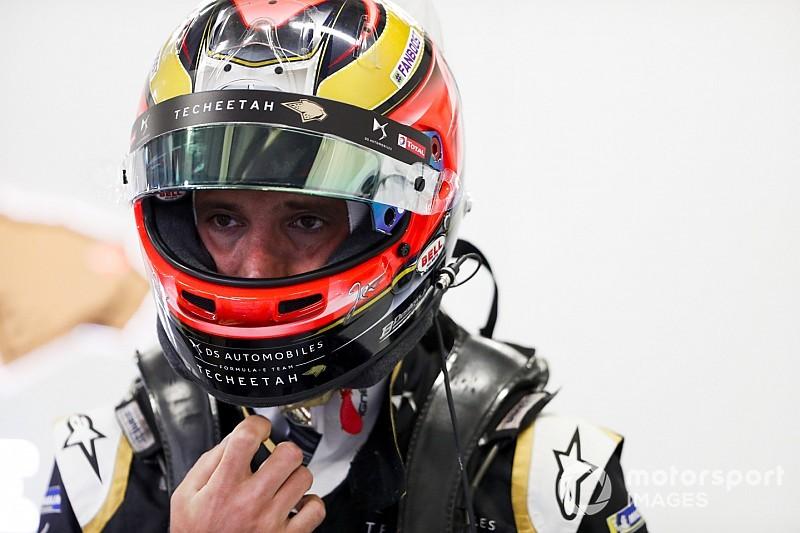 Vergne, indignado con tantos accidentes en Fórmula E: