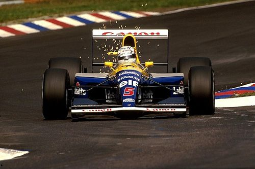 Les erreurs qui ont privé Williams du titre 1991