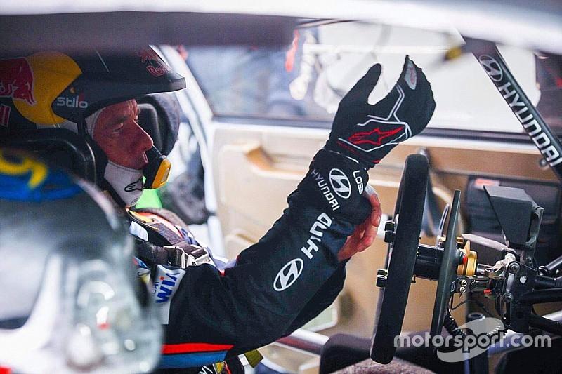 Loeb dice que no tiene planes de ampliar el programa que tiene pactado con Hyundai