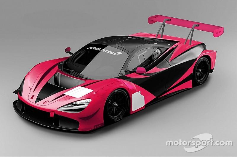 McLaren confirms Super GT return with Team Goh