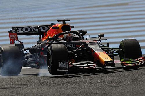 Hasil FP2 F1 GP Prancis: Verstappen Redam Bottas 0,008 Detik