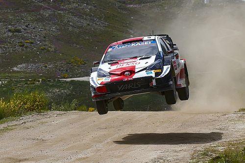 Evans zit Ogier op de hielen na WRC-zege in Portugal