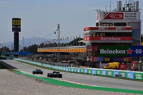 Uitslag: Tweede training F1 Grand Prix van Spanje