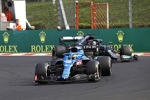 "Horner: ""Parecía que Alonso también pilotaba para Red Bull hoy"""