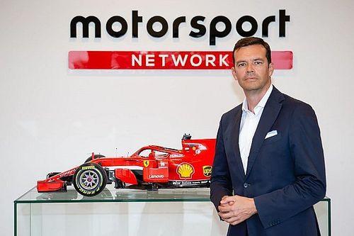 Motorsport Network benoemt Oliver Ciesla tot Chief Executive Officer
