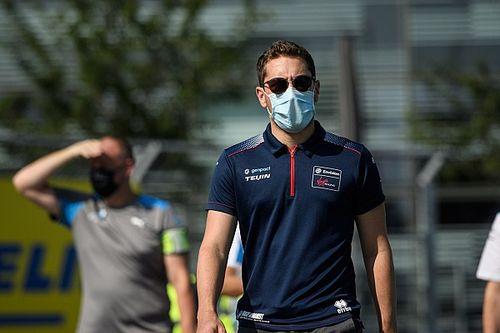 Frijns signs new Envision Virgin Formula E deal for 2021/22 season
