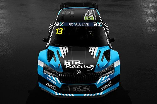Bakkerud to return to competitive rallycross action in Sweden