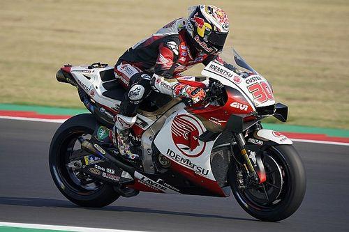 """Nakagami nach Test mit 2020er-Honda: """"Habe nichts Negatives bemerkt"""""""