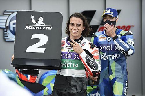 Mattia Casadei debutta in Moto2 a Misano con Italtrans