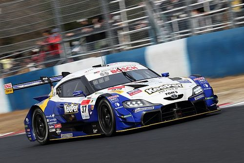 Hirakawa explains slow pitstop that cost TOM'S Okayama win