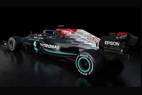 Mercedes W12: alla ricerca del carico che non è perduto