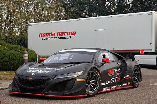 GT Italiano: a Vallelunga debutta la Honda con Bonanomi!