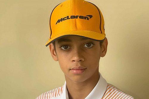 Ugochukwu juniorem McLarena