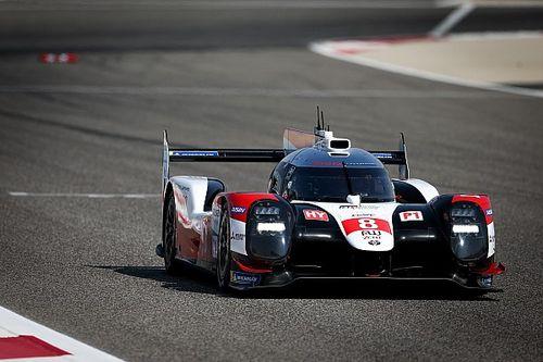 Una décima separó a los Toyota en la práctica final de Bahréin