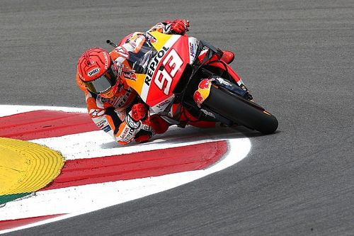 Marquez, MotoGP'ye dönüşteki hızına anlam veremedi