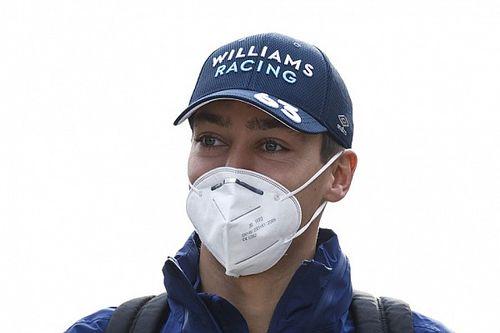 """Russell: """"Bottas'la yaptığım kaza Mercedes'le olan ilişkime zarar vermeyecek"""""""