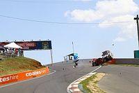 VIDEO: Fuerte accidente en la calificación de Bathurst
