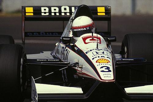 【日本人F1ドライバーの系譜】美しきF1マシン:3人の日本人ドライバーが走らせた……ティレル020