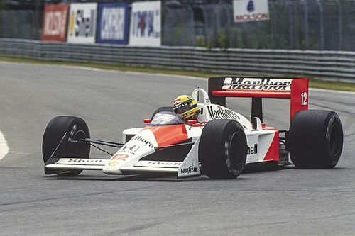 Heute im Jahr 1988: Das erfolgreichste Formel-1-Auto gibt sein Debüt