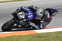 "Vinales feels ""very lucky"" to have finished 14th"