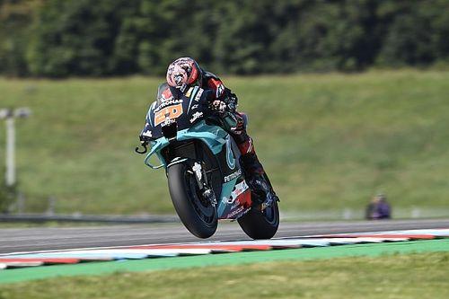 MotoGPチェコFP2:クアルタラロがトップ奪還。ペトロナス・ヤマハがワンツー