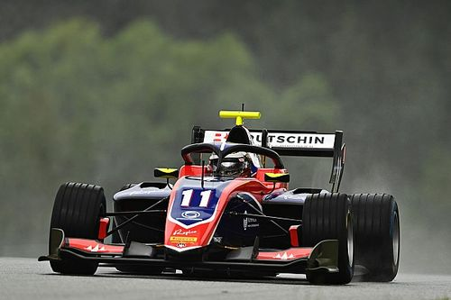 Red Bull Ring F3: Beckmann tops first practice of 2020