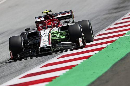 """Kubica: """"Alfa Romeo facile da guidare, ma manca la prestazione"""""""