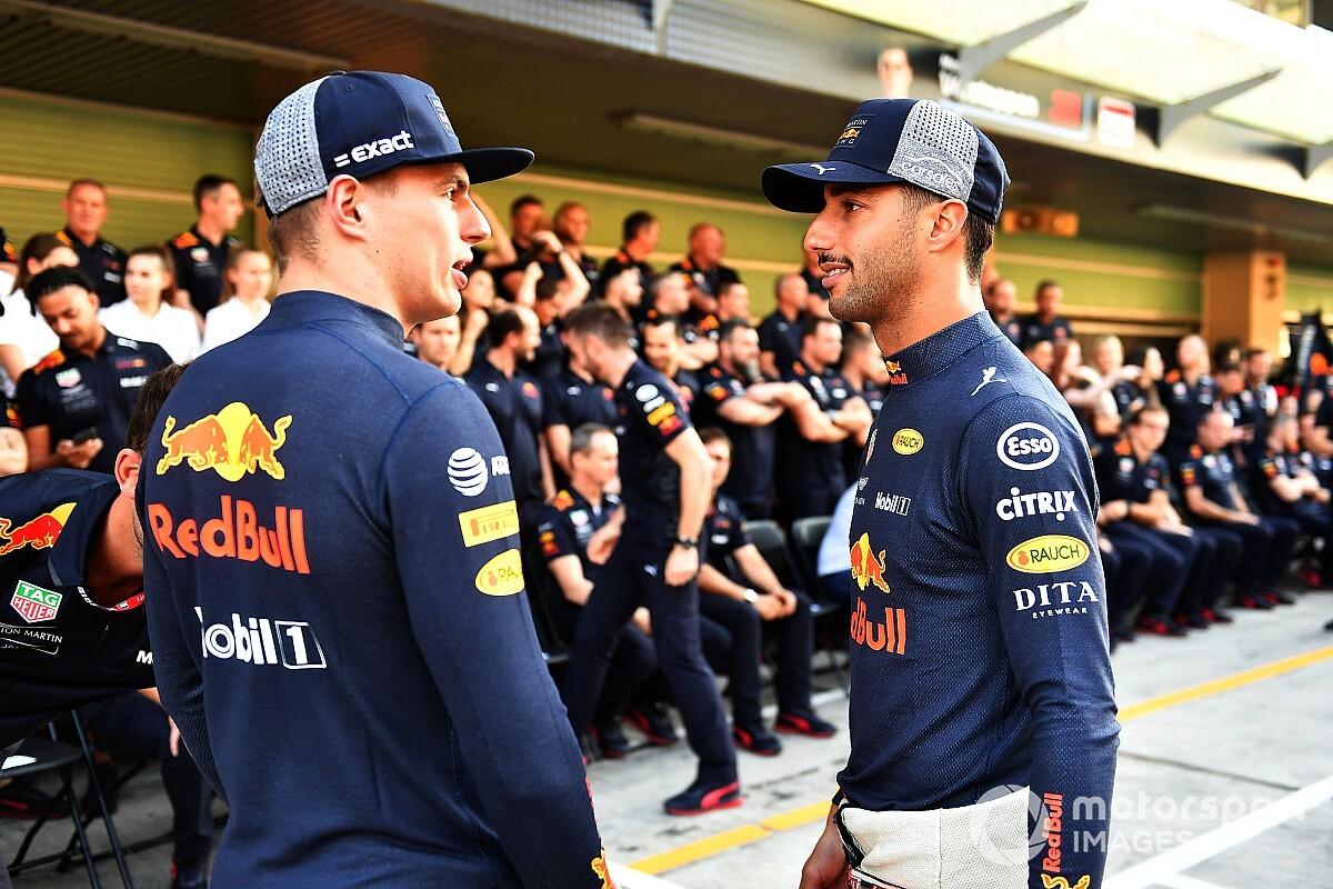 Ricciardo responde a Horner y su acusación de