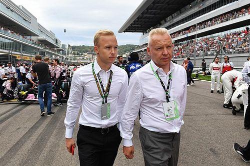 Bild: Отец Мазепина продает команду Формулы 2, где выступает сын. В этом есть смысл, только если Никита уходит в Формулу 1