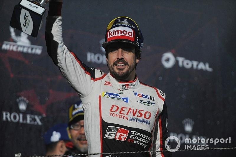 Kubica: Las personas confunden la ambición de Alonso con arrogancia