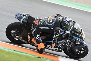 Moto2-Test Jerez: Marini-Bestzeit, Kalex-Dominanz, Weltmeister-Sturz