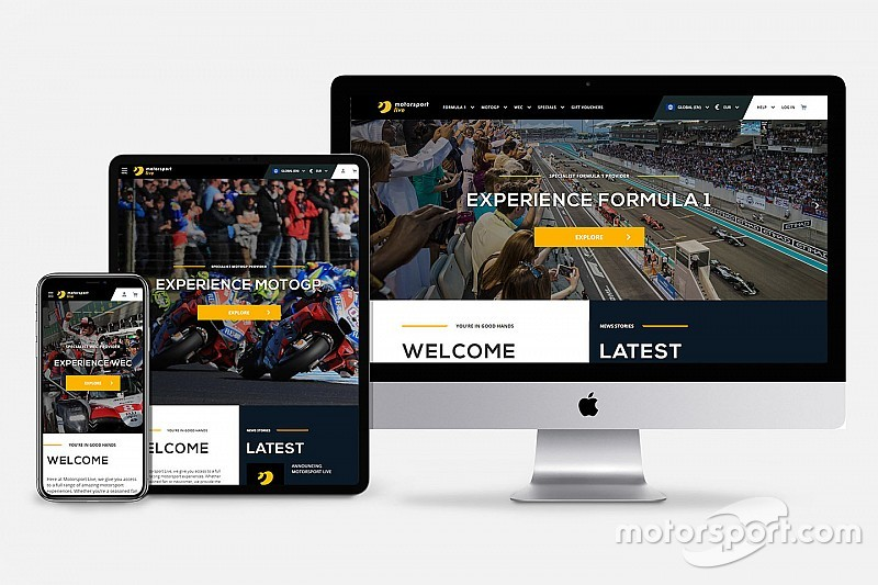 Motorsport Live to get fans closer to the action