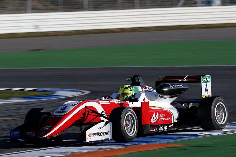 Євро Ф3 в Хоккенхаймі: Шумахер і Тіктем провалили першу кваліфікацію
