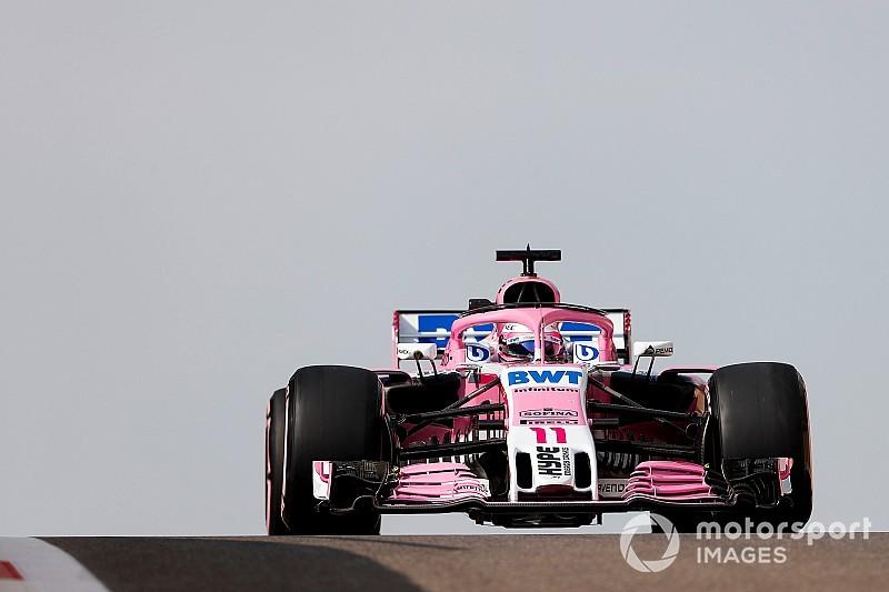 Racing Point презентує нову назву та ліврею Ф1 2019 року 13 лютого