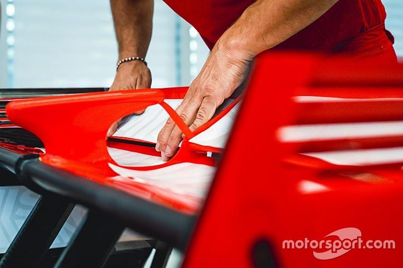 Ferrari: Schon in Suzuka mit neuer Lackierung!