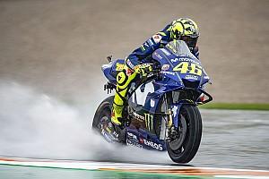 Regen beim MotoGP-Saisonfinale: Droht ein zweites Silverstone?